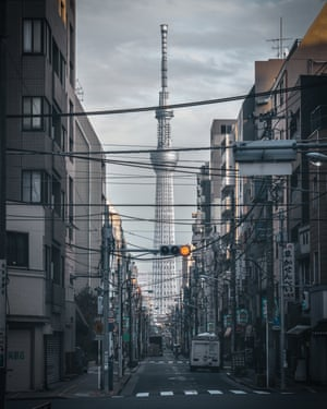 Tokyo Skytree.  At 634 metres, the futuristic Tokyo Skytree is the tallest tower in the world, and the second-tallest freestanding structure. A broadcasting tower in the Sumida district, it also houses a restaurant and observation deck.