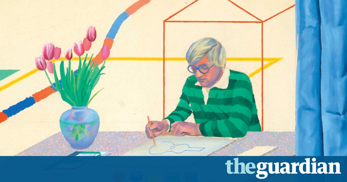 David Hockney On What Turns A Picture Into A Masterpiece Art And - Physical movement turned amazing art