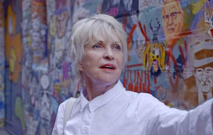 Australian film editor Jill Bilcock