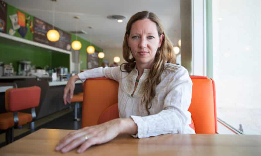 maggie nelson in cindys diner in eagle rock california