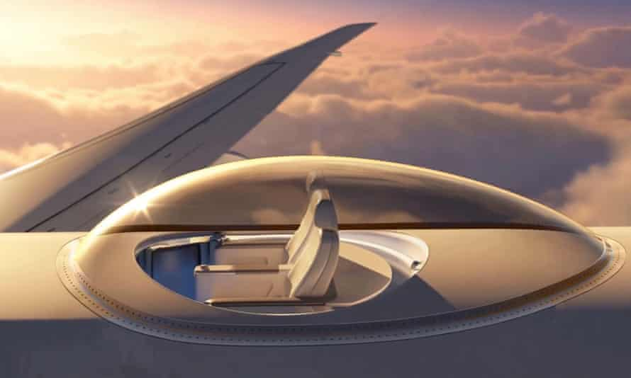 An artist's impression of Windspeed Technologies' SkyDeck