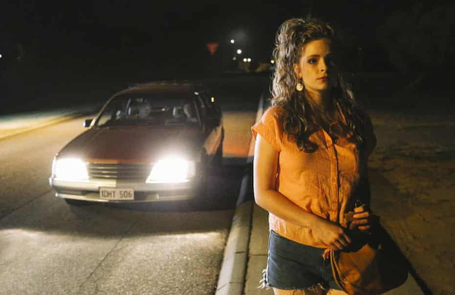 Ashleigh Cummings in Hounds of Love.