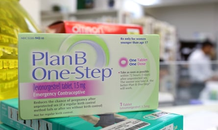 The Food and Drug Administration approved the emergency contraceptive Plan B One-Step in 2013.