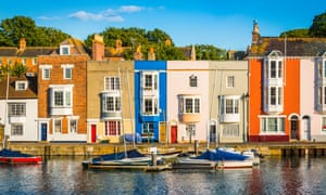 Weymouth: lovely to look at, but what can you do there?