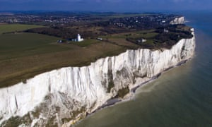 ( Two bodies found at foot of Dover cliffs were siblings, say police )