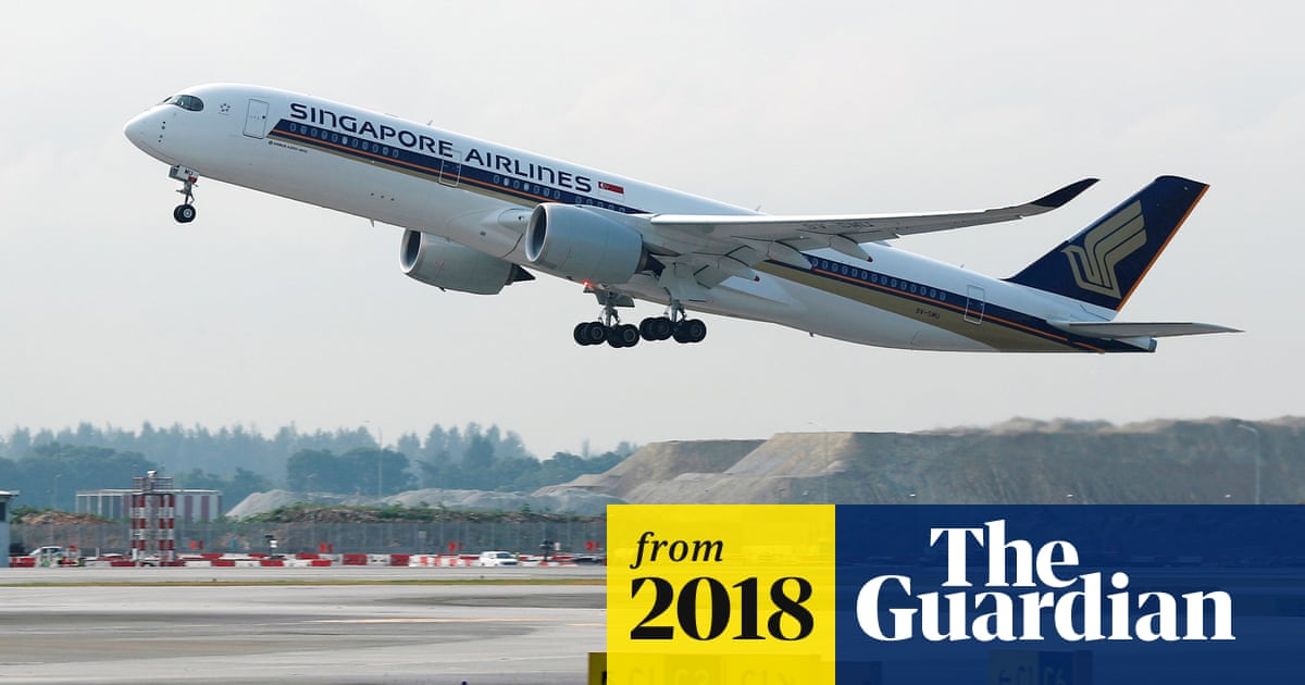 World\'s longest flight to be launched by Singapore Airlines   World ...