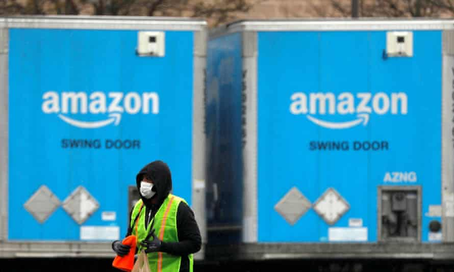 Amazon illegally fined workers
