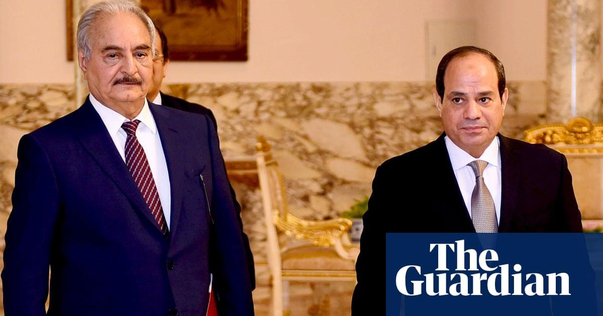 Libya crisis: Egypt's Sisi backs Haftar assault on Tripoli
