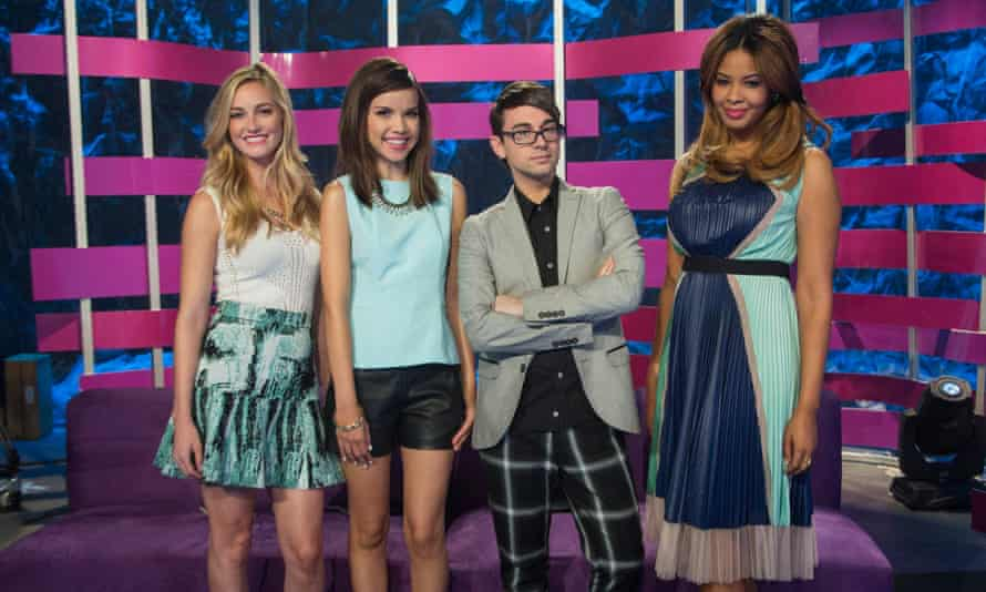 Christian Siriano, second from right, has far outshone any other Project Runway winner. But is that a bad thing?