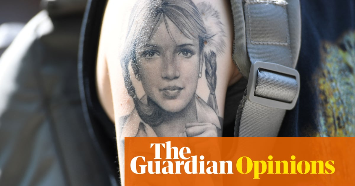 Britney Spears is our generation's mirror: We owe it to ourselves to free her