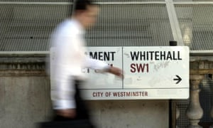 The civil service workforce has contracted by 25% in the past seven years, putting more pressure on remaining staff.