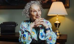 Prescient vision … Margaret Atwood.
