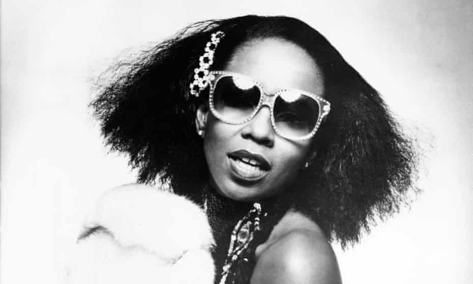 Queen of the cautionary tale … Betty Wright.