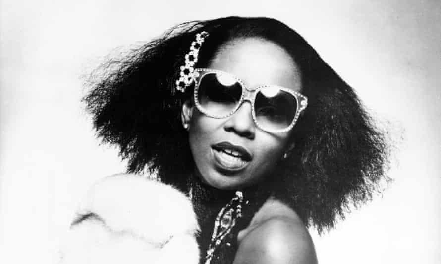 Betty Wright in the early 1970s, around the time she released her signature single, Clean Up Woman.