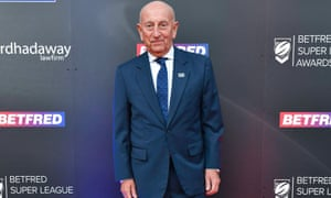 Fred Done at the Betfred Man of Steel awards in 2019