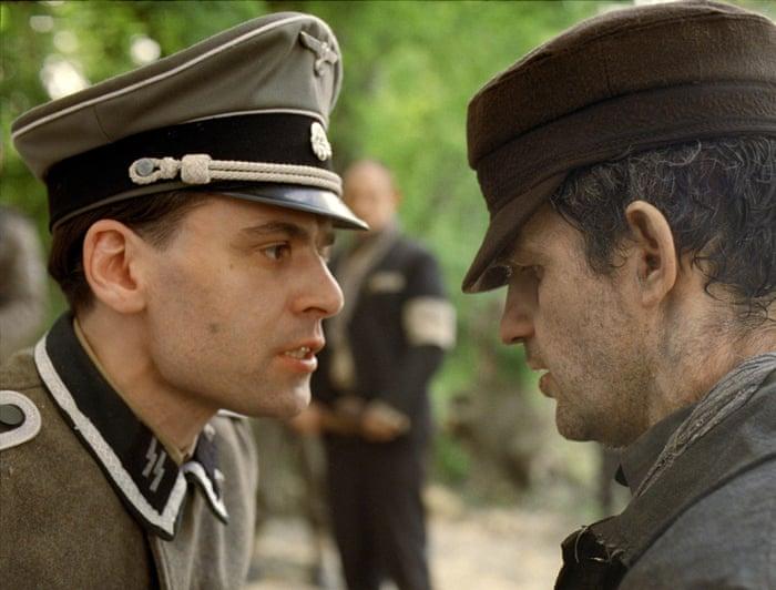 In your best descriptive story-telling voice describe Oscar Schindler.?