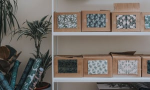 Branching out: stationery by Tuppence Collective.
