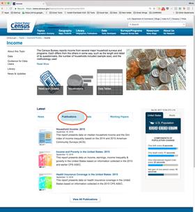 Annotated Census Bureau screenshot