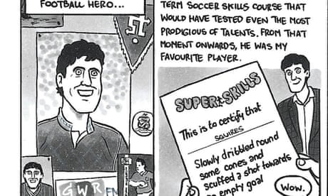 David Squires on … Alan McLoughlin, my first football hero