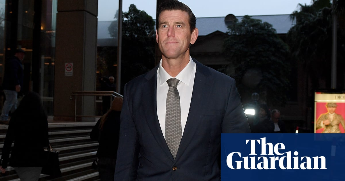 Ben Roberts-Smith breaks down on first day in witness box in defamation case – The Guardian