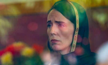 'Real leaders do exist': Jacinda Ardern uses solace and steel to guide a broken nation