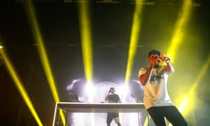 'Entertaining heights and pappy nadirs': Dizzee Rascal in Newcastle