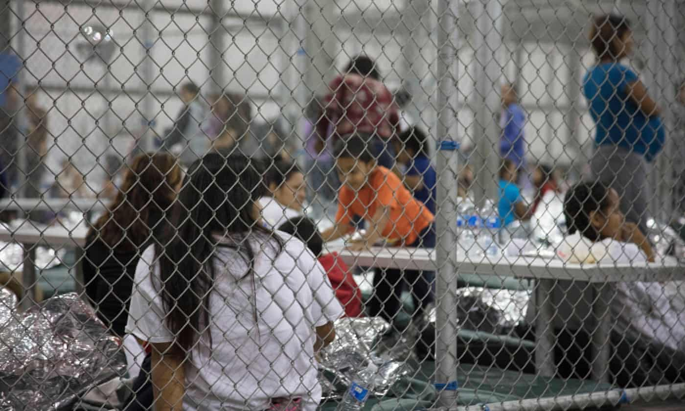 Detained migrant children must have access to soap and toothpaste, court rules – as it happened