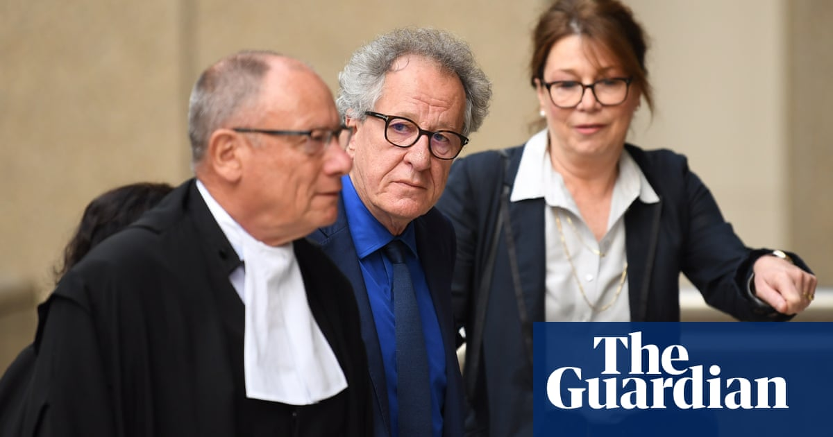 Geoffrey Rush defamation trial: actor gives evidence against Daily Telegraph