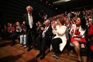 Australian Election 2016 Bill Shorten Launches The Labor