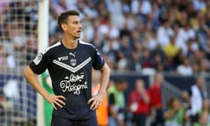 Laurent Koscielny's lack of pace was exposed in Bordeaux's defeat to Marseille this weekend.