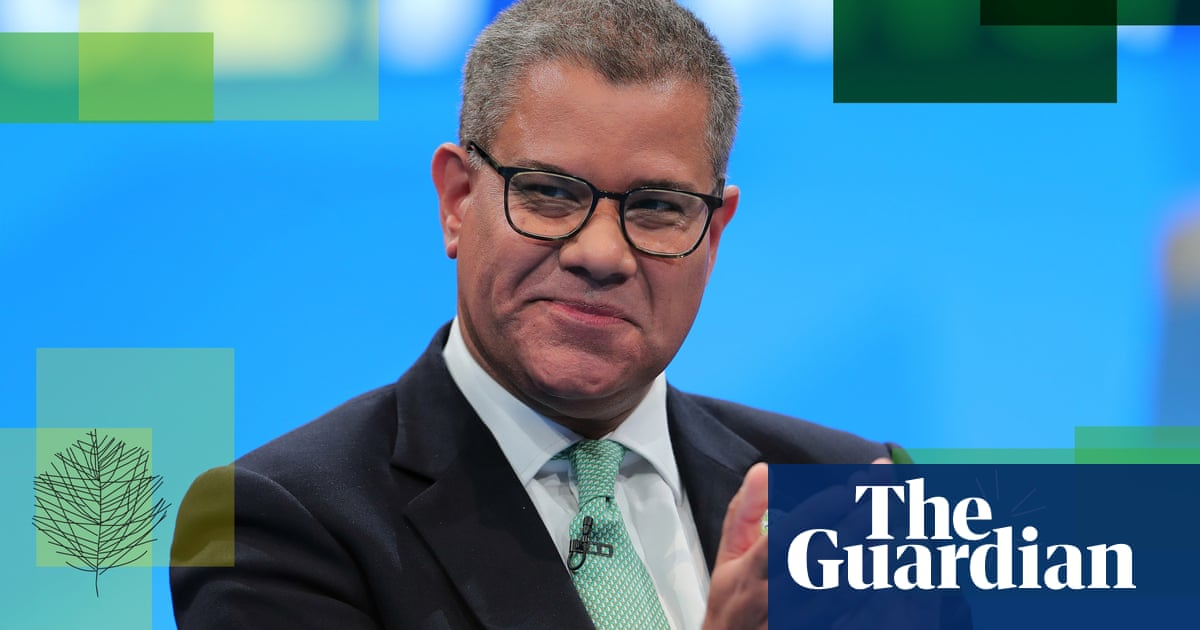 Cop26 climate deal will be harder than Paris accord, admits Sharma