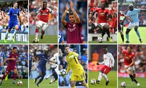 Manchester City recorded four of the ten most expensive Premier League transfers with Bernardo Silva, Ederson, Kyle Walker and Benjamin Mendy.