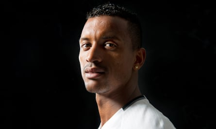 Nani left Manchester United in 2014 after being told by Louis van Gaal he would not be in his starting XI.