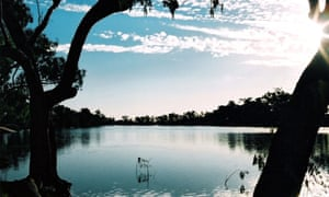 Boobera Lagoon in north west New South Wales