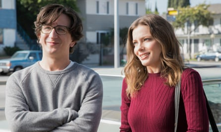 Jacobs with Paul Rust in season two of Love.