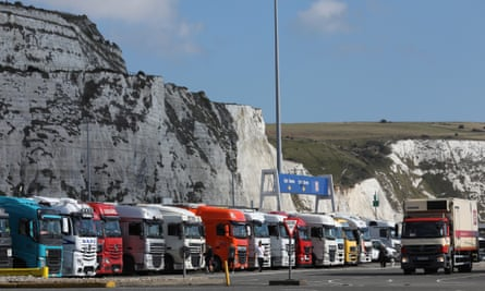 A strict customs regime at Dover would mean costly and disruptive delays.