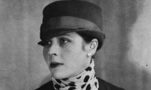 TS Eliot once wrote of Djuna Barnes, 'never has so much genius been combined with so little talent.'