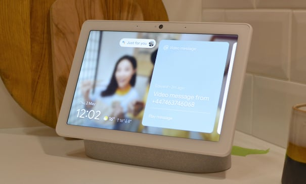 Google launches bigger Nest Hub Max smart display with