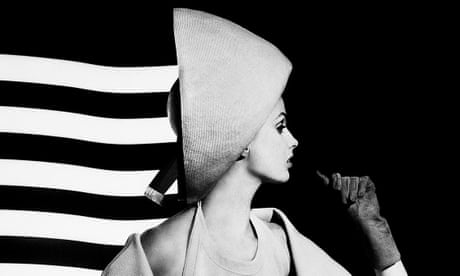 Fashionably lit: William Klein's Vogue experiments – in pictures