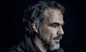 Alejandro González Iñárritu photographed at the Covent Garden Hotel in London.