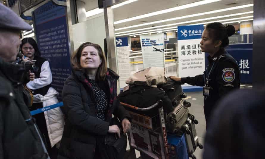 French journalist Ursula Gauthier