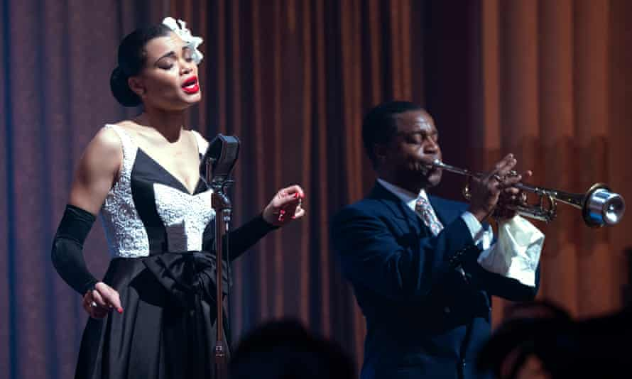 Lee Daniels' new film, The United States Vs Billie Holiday.