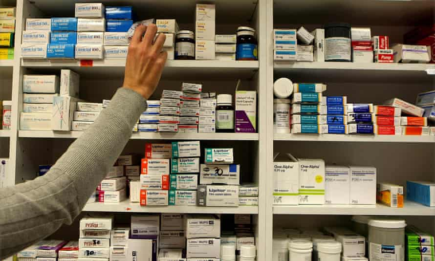 Pharmacies will offer blood pressure and cholesterol tests.