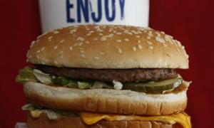 Easterbrook has promised to turn McDonald's fortunes around.