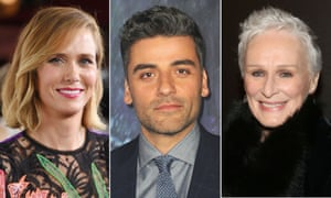 Kristen Wiig, Oscar Isaac, and Glenn Close are among the film and television stars who've made the leap to audio-based fiction.