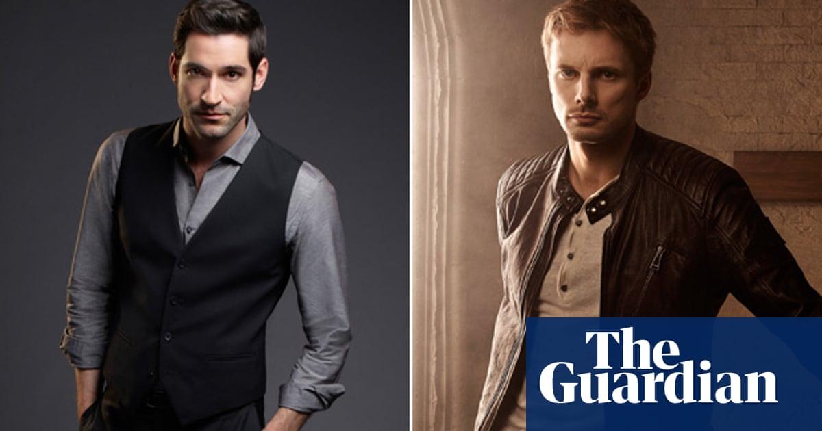 Sympathy for the devil: Damien and Lucifer make antichrist's TV