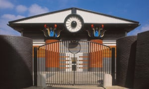 John Outram's 'magnificent' pumping station on the Isle of Dogs, London