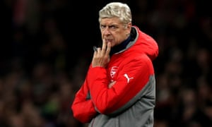 Arsène Wenger has said he will decide on his own future at the end of the season when his current Arsenal contract expires.