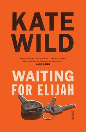Book cover of Kate Wild's Waiting for Elijah