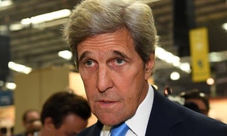 John Kerry at the Global Table conference